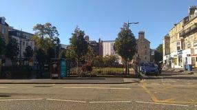 Het vierkant van Edinburgh Royalty-vrije Stock Foto's