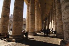 Het vierkant van heilige Peters Stock Foto