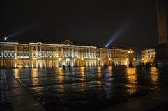 Het Vierkant van het paleis in St Petersburg Royalty-vrije Stock Foto's