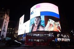 Het vierkant van Londen Stock Afbeeldingen