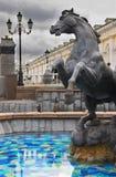 Het Vierkant van Manez in Moskou. Stock Fotografie