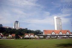Het Vierkant van Merdeka, Kuala Lumpur, Maleisië Stock Foto