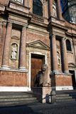 Het vierkant van San Prospero Royalty-vrije Stock Foto