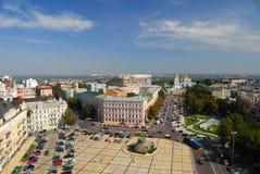 Het Vierkant van Sophievskaya Stock Foto's