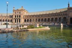 Het vierkant van Spanje Royalty-vrije Stock Foto's
