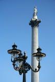 Het vierkant van Trafalgar Royalty-vrije Stock Foto's
