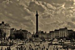 Het Vierkant van Trafalgar Royalty-vrije Stock Afbeeldingen