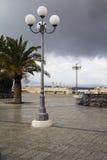 Het Vierkante Bastion van CAGLIARI van Heilige Remy - Sardinige Royalty-vrije Stock Afbeelding