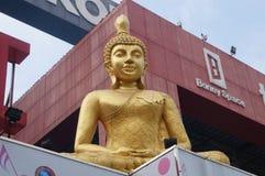 Het vierkante standbeeld van het bouwmaterialenmeubilair Royalty-vrije Stock Afbeelding