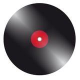Het vinylverslag van de grammofoon stock illustratie
