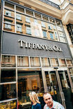 Het vlaggeschipopslag van Tiffany & van het Bedrijf Stock Fotografie