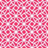 Het vlecht naadloze patroon vector illustratie