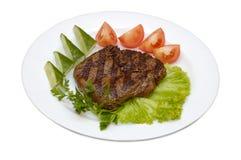 Het vlees Royalty-vrije Stock Afbeeldingen