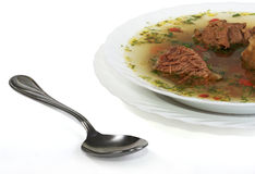 Het vlees van de bouillon Royalty-vrije Stock Fotografie