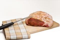 Het vlees van het varkensvlees Royalty-vrije Stock Foto