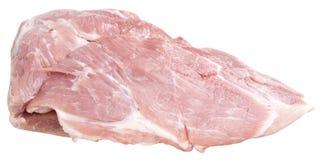 Het vlees van het varkensvlees Stock Foto's