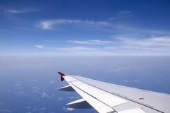 Het vliegen royalty-vrije stock fotografie