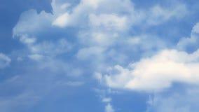 Het vliegen in de hemel vector illustratie