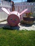 Het vliegen Piggy Royalty-vrije Stock Foto