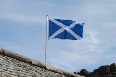 Het vliegen van de Vlag royalty-vrije stock afbeelding