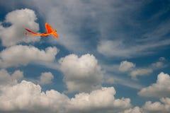 Het vliegen van Firebird Royalty-vrije Stock Foto