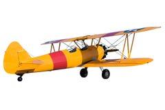 Het Vliegtuig van bi Stock Foto's
