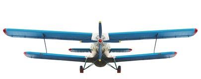 Het vliegtuig van bi Royalty-vrije Stock Foto