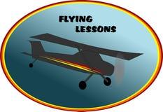 Het vliegtuig van Cessna Royalty-vrije Stock Afbeelding
