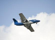 Het vliegtuig van de aanval Royalty-vrije Stock Fotografie