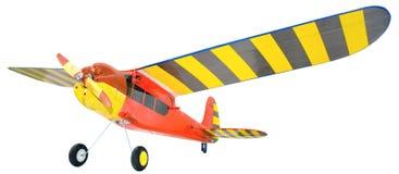 Het vliegtuig van de afstandsbediening Stock Afbeelding