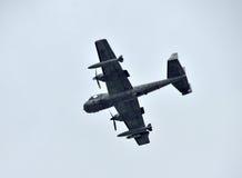 Het vliegtuig van de Olsverkenning Stock Afbeelding