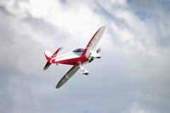 Het vliegtuig van de schroef Royalty-vrije Stock Foto's