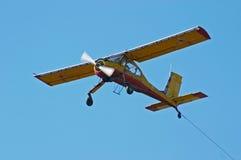 Het vliegtuig van de sport Royalty-vrije Stock Afbeelding