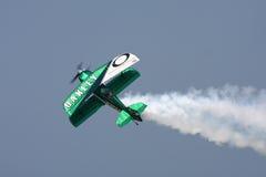 Het Vliegtuig van de Stunt van Oakley Royalty-vrije Stock Afbeelding