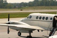 Het Vliegtuig van de V.S. Stock Afbeeldingen