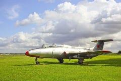Het vliegtuig van de vechter Stock Afbeeldingen