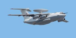 Het vliegtuig van de verkenner Royalty-vrije Stock Afbeeldingen