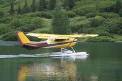 Het Vliegtuig van de vlotter Stock Foto's