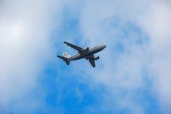 Het vliegtuig van het leger. Royalty-vrije Stock Fotografie