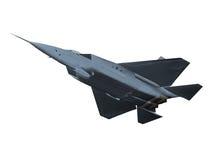 Het vliegtuig van het vliegtuig Stock Afbeelding