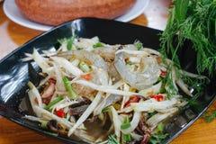 Het voedsel van Azië Royalty-vrije Stock Foto