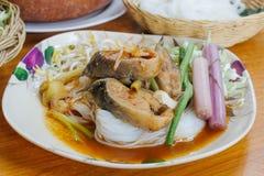 Het voedsel van Azië Royalty-vrije Stock Fotografie