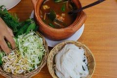 Het voedsel van Azië Royalty-vrije Stock Afbeelding