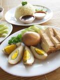 Het voedsel van Azië Royalty-vrije Stock Foto's
