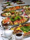 Het voedsel van de catering Royalty-vrije Stock Foto