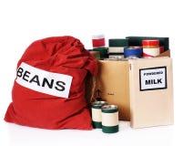 Het Voedsel van de hulp Stock Foto