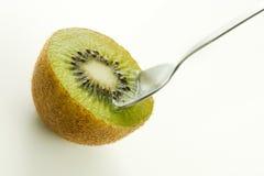 Het voedsel van de kiwi Stock Afbeeldingen