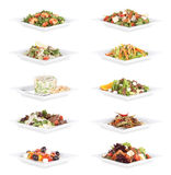 Het voedsel van de salade Royalty-vrije Stock Fotografie