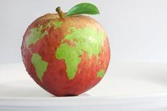 Het voedsel van de wereld Stock Afbeeldingen