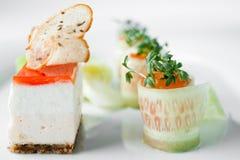 Het Voedsel van de zomer royalty-vrije stock fotografie